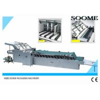 Corrugated Board Paper Lamination Machine Semi - Automatic High Accuracy 1300*1100mm