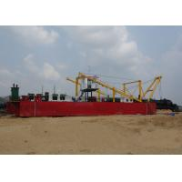China Sand Cutter Suction Dredge Environment Dredging Equipment 22 ~ 20 Inch on sale