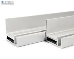 China Alloy 6061 Solar Panel Rail Mounting System With Electrophoresis Surface on sale