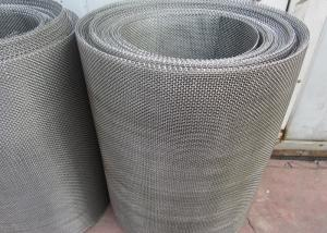 China Food Grade Stainless Steel Mesh Screen For Sieving / Plastic Seperation on sale