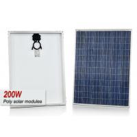 Sungold 36v 200w Polycrystalline Solar Panel For Off Grid Home Solar System