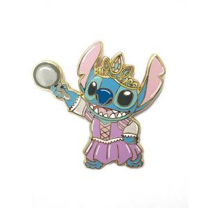 China Customized Colorful Cartoon Hard Enamel Lapel Pins Badge With Gold Plating on sale