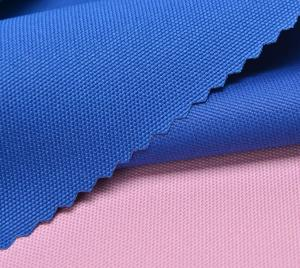China Polyester 600D solution dyed fabric waterproof coating uv protection for awning, covers on sale
