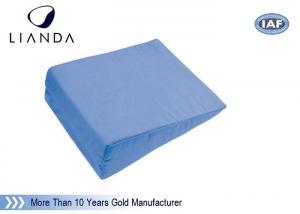 China High Resilience Foam And Memory Foam Pillow , Two Layers Wedge Pillow on sale