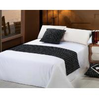 Chinese cotton 5 star luxury hotel linen bedding sets