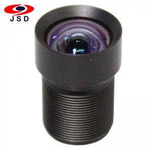 China JSD3528 1/2.5 IMX317 16MP low distortion ccd cctv camera lens m12 4K camera lens on sale