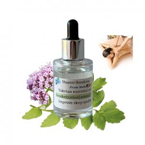 China High Purity Odourless Valerian Root Oil Extract With Pharmaceutical Grade on sale