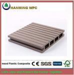 5 Years Gurantee Thailand WPC decking /Bangkok wood plastic composite decking