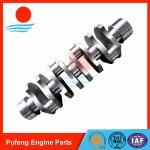 Isuzu 4HE1 crankshaft OEM standard 8-97352-534-3 used for excavator