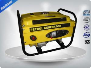 China Home Petrol 950/ 2500 Series Small Gas Generator Cold Rolled Steel Rated Output 5.5HP on sale