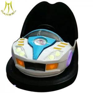 China Hansel China supplier electric game machines amusement bumper car on sale