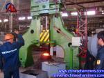 2Ton Hydraulic Open Die Forging Hammer