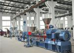 TPV TPR Thermoplastic Plastic Pellet Extruder 300-400kg/H / Water Ring Cutting System