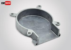 China Precision metal aluminium material hot chamber die casting parts on sale