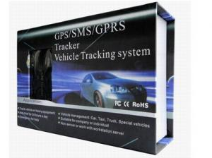 China Personal Auto Gps Gsm Trackers with Door Alarm, Disconnection Alarm, Quiver Alarm on sale