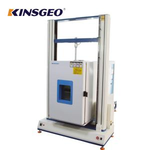 China Class 0.5 High-Low Temperature Humidity tensile Tester with Korea TEMI880 on sale