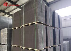 China Rectangular Hole Galvanized Welded Mesh Panels / Wire Panels 2.9 X 2.0 M Size on sale