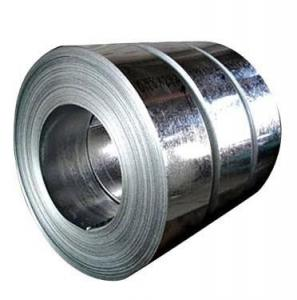 China Hot Dipped Galvanized Steel Strip Coil Corrosion Resistance Chromated / Oiled G40 - G90 on sale