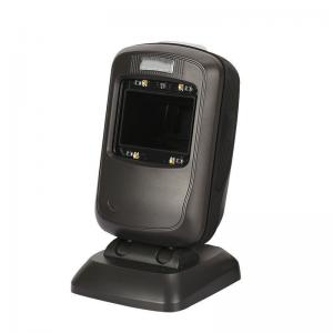 China Hand Free Qr Code Reader Device Retail Store Wireless Qr Code Scanner on sale
