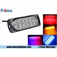 36W Emergency Light Bars , 35 Flashing Mode Emergency Strobe Light Bars