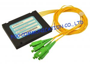 China Coarse Wavelength Division Multiplexer , High Speed 4 Channel Cwdm Module on sale