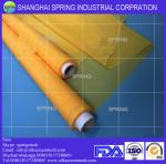 Factory Price Yellow Color 120T 300 Mesh Screen Ultra-wide & High Tension Polyester Screen Printing Mesh