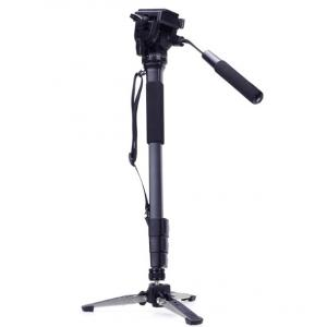 China Professional Digital Camera Adjustable Tripod Standing Foot For Canon Nikon DSLR on sale