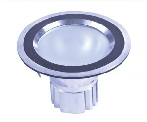 China Round 3w / 5w Led Led Recessed Downlights Led Lighting For Decoration , 2700lm on sale