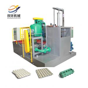 China Egg tray machine egg tray production line hot sale in Alibaba on sale