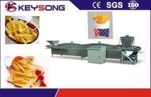 China Electric Potato Chips Processing Machine on sale