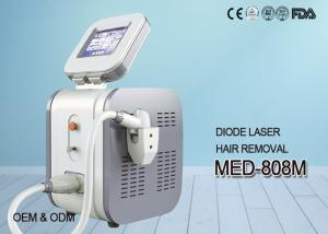 China 2017 KES Painless Hair Removal Treatment 808 Nm Laser Hair Removal Machine MED-808m on sale