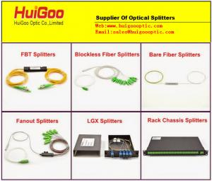 China Hot sale top quality 1x16 SC APC fiber optic splitter PLC optical splitters of CWDM OR DWDM mode on sale