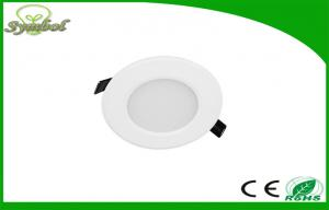 China 9w 3inch SMD Led Downlight 120 * H32MM Ultra Thin 5630 SMD 3500k on sale
