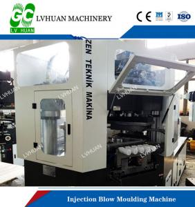 China Glue Bottle IBM Injection Blow Molding Machine Without Deflashing / Trimming on sale