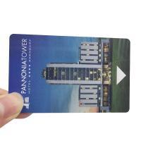 Customized 13.56MHZ Mifare 1K/4K RFID Door Locks Hotel Key Card