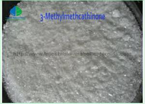 China 3- Mephedrone 3MMC 3-Methylmethcathinone CAS 1246816-62-5 White Crystal Raw Powder on sale
