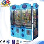 2014 push push push prize machine, vending machine prize redemption machines for sale
