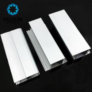 China OEM or ODM Bright Anodized Aluminum Profile Extrusion Systems for Building Material on sale