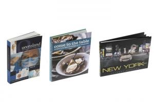 China Paper Book Printing Offset Printing Services Food Book Printing Art Book Printing on sale