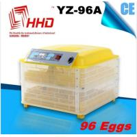 YZ-96A Factory supply egg hatching machine price with 98% hatching rate