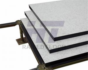 China Environmental Friendly Calcium Sulphate Raised Floor Sound Insulation on sale