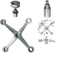 Stainless steel 304 4 arms glass spider connector for curtain wall-EK1100.07