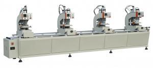 China High Performance Upvc Window Machine , Four Head Pvc Welding Machine on sale