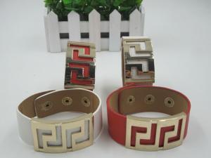 China Малыши людей браслетов лодыжки красных белых регулируемых браслетов пряжки вышитый бисером on sale