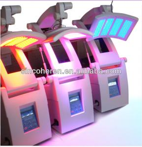 China PDT LED Skin Rejuvenation System LED Photobiology With No Side Effects on sale
