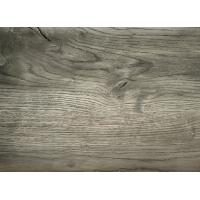 Wood Effect PVC Vinyl Plank Flooring With Wear Layer And UV Protection Color Film Layer And Basic Layer