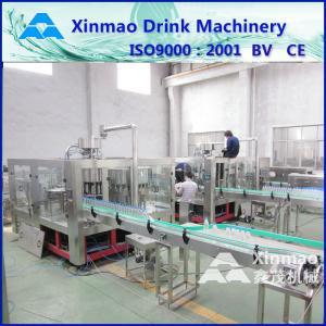 China Машина завалки минеральной воды автоматическая on sale
