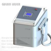 Q - Switched Nd Yag Laser Tatoo Hair Removal Machines 1064nm , 532 nm