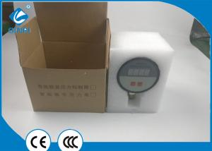 China AC380V Digital Pressure Gauge , Water Pressure Gauge  0-1 Mpa 145Psi on sale