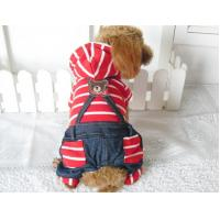 S M L Xl Dog overalls eco-friendly material pet clothes for small dogs